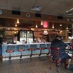Foto van Crown Railroad Cafe
