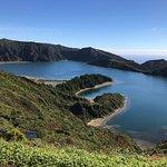 Foto de Lagoa do Fogo