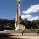 Derg monument In Addis Ababa Ethiopia