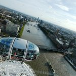 Bild från London Eye