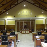 Parliament Building of Kiribati