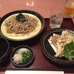 舞茸の天ぷら美味しい!