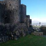 ภาพถ่ายของ Harlech Castle