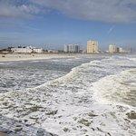 Jacksonville Beach Fishing Pier Photo