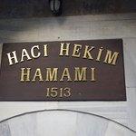 Foto Haci Hekim Hamami