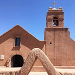 صورة فوتوغرافية لـ Church of San Pedro de Atacama