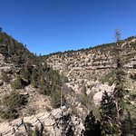 Billede af Walnut Canyon National Monument