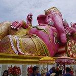 Wat Saman Rattanaram Temple Foto