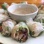Bilde fra Phong Nha Bamboo Cafe
