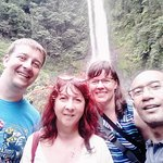 Gitgit Waterfall Foto