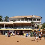 Foto van Calangute Beach