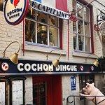 Photo de Cochon Dingue Champlain