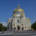 Bild från The Naval Cathedral of Saint Nicholas in Kronstadt