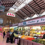 Foto van Central Market (Mercado Central)