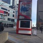 FlyOver Canada Foto