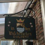 In de Walcherschen Dolphijn Foto