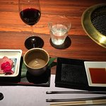 Photo of Charcoal cuisine Kobe beef Ikuta