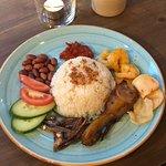 Bilde fra Det Indonesiske Kjøkken