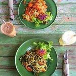Photo of Imm Aim Vegetarian & Bike Cafe'