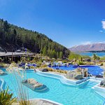 Summer at Tekapo Springs
