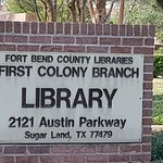 Fort Bend County Library - Sienna Branch Foto