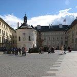 Big courtyard
