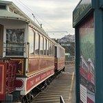 Bilde fra Manx Electric Railway