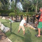 Foto de Phuket Adventure Mini Golf and Off Course Restaurant & Bar