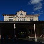 日光駅の写真