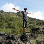 Photo of Mount Batur