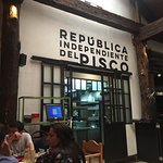 Photo of Chipe Libre - Republica Independiente del Pisco