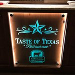 Foto de Taste of Texas Restaurant