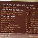 Foto de The Duck King