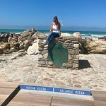 ‪Cape Agulhas - Southernmost Tip of Africa‬ لوحة