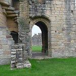 Warkworth Castle & Hermitage Foto