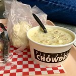 Foto de Pike Place Chowder