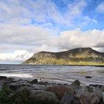 Zdjęcie Flakstad Beach