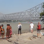 Photo of Howrah Bridge