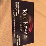 Foto de Red Raven Restaurant