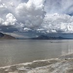Bonneville Salt Flats resmi