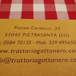Billede af Trattoria Gatto Nero