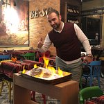 Photo de Beso Restaurant Bistro