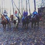 Foto di Walden Creek Horseback Riding Stables