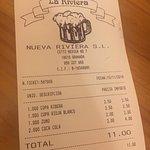 Bild från La Riviera