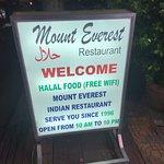 Foto van Mount Everest