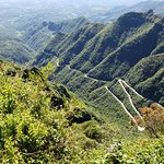 Mirante da Serra do Rio do Rastro Foto