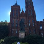 Photo of Smithsonian Institution Building