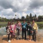 Cambodia Travel Trails ภาพถ่าย