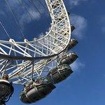 Bild från London Eye