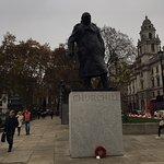 Foto de Winston Churchill Statue